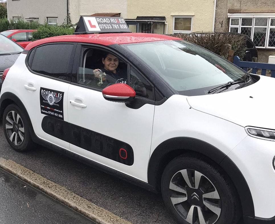Driving Lessons Belvedere